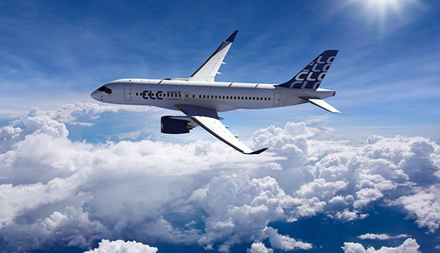 Bombardier Discloses CDB Leasing Co., Ltd. of China as a Customer for up to 30 CSeries Aircraft