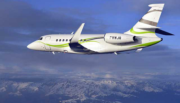 Dassault Aviation set to deliver first 2000S business jet in India