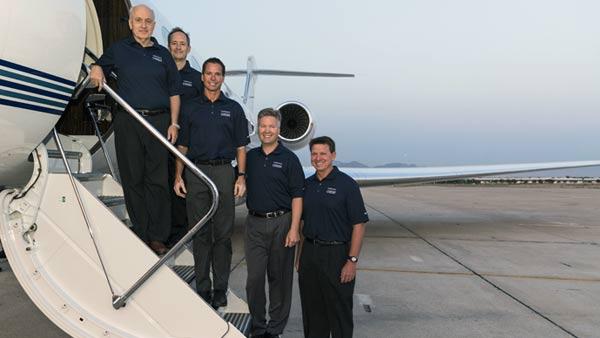 Gulfstream G650 sets around-the-world speed record
