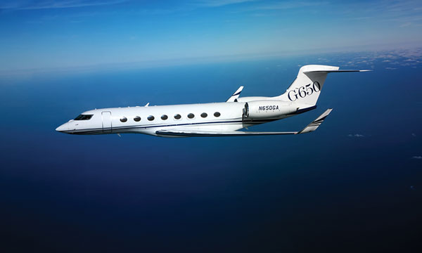 Jet Aviation Teterboro obtains FAA maintenance approval for Gulfstream G650 aircraft