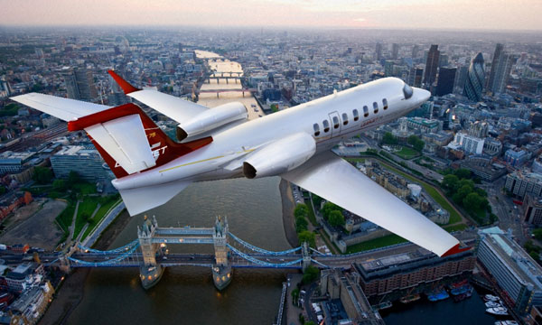 Bombardier Learjet Receives FAA Certification for the Learjet 75 Aircraft