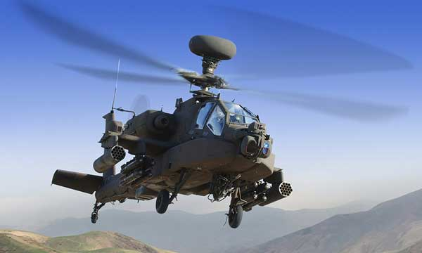 Apache M-TADS/PNVS Team Receives Second Secretary of Defense PBL Award