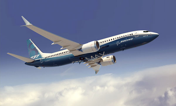 Air Canada Selects Boeing 737 MAX to Renew Mainline Narrowbody Fleet
