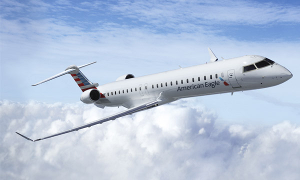 American Airlines Announces Large Regional Jet Purchase
