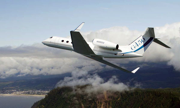 CAE's Gulfstream 450/550 pilot training program, receives certification from the Civil Aviation Administration of China