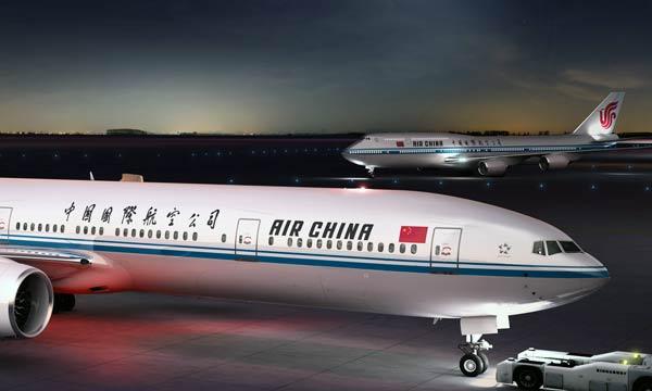 Air China to Increase Widebody Capacity in U.S. Market