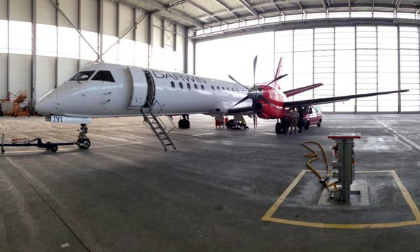 Darwin Airline awards maintenance contract to Volga-Dnepr Technics in Germany