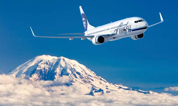 Alaska Airlines Announce Order for Two Boeing 737-900ERs and Delivery of 100th