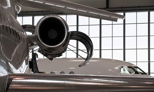 Denmark's Air Alsie Named Dassault Falcon Authorized Service Center