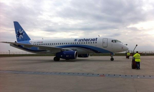 Fourth Interjet SSJ100 enters into service