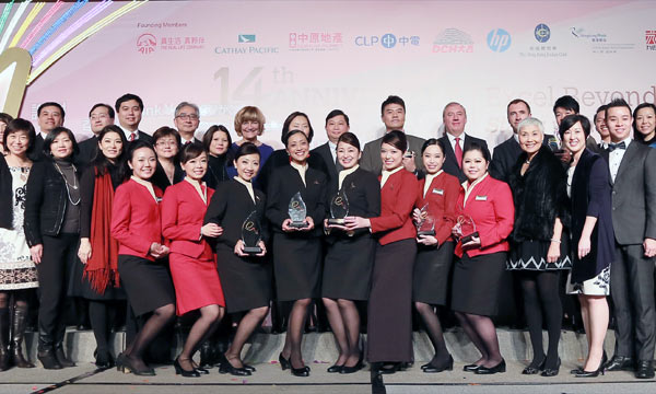 cathay pacific five forces Cathay dragon and hong kong airlines named among top three world's best regional airlines.