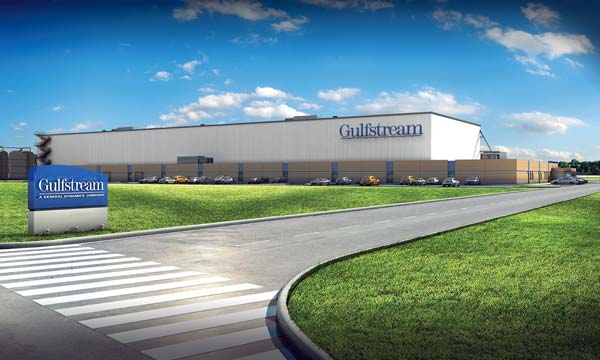 Gulfstream to expand in Brunswick, Georgia