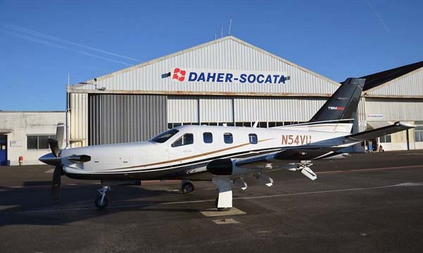 DAHER-SOCATA delivers 40 TBM-850s in 2013