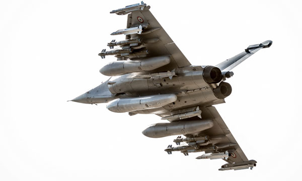 The Rafale : a veritable « force booster »