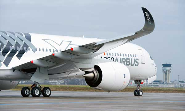 A350 XWB to take centre stage at Singapore Airshow