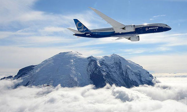 Boeing Reports Record 2013 Revenue, EPS and Backlog and Provides 2014 Guidance