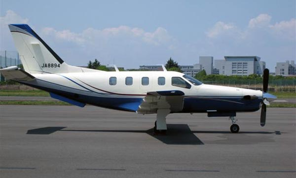 DAHER-SOCATA expands its global TBM support network by appointing OAS as a TBM Service Center