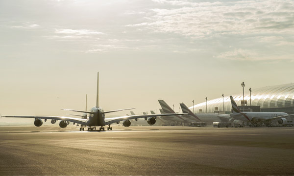 Record month caps off record year at Dubai International