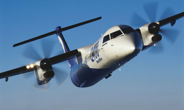 Lessor Palma Holding Limited Places Firm Order for up to eight Bombardier Q400 NextGen Aircraft