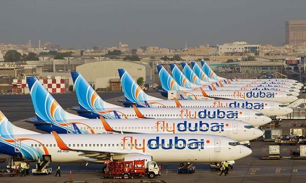 Boeing, flydubai Sign Agreement for Mobile Maintenance Solution