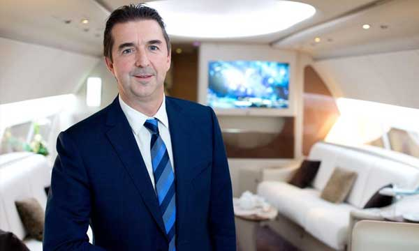 Benoit Defforge is named Managing Director of Airbus Corporate Jets