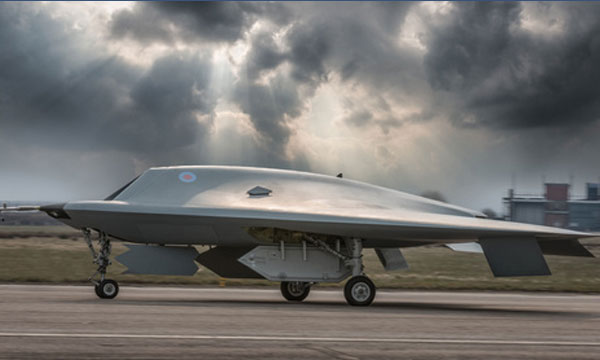 First flights of UK-built Taranis unmanned aircraft surpass all expectations