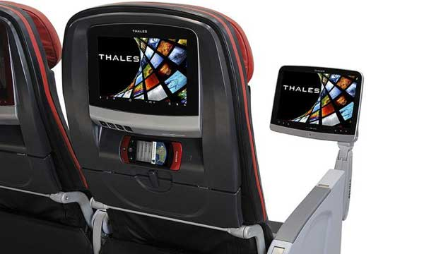 Turkish Airlines selects the Thales TopSeries AVANT on new single aisle aircraft