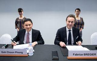 Airbus and SIA to establish flight training centre in Singapore