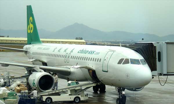 China budget carrier Spring eyes $3 billion A320 order