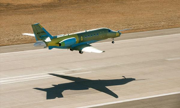 Cessna Citation Latitude prototype makes successful first flight