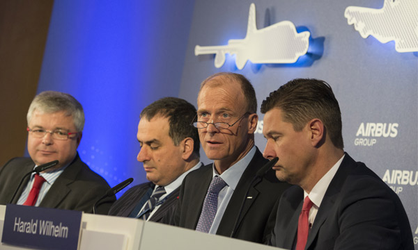 Airbus Group 2013 Results: Another Year Of Operational And Financial Improvement