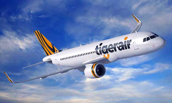 Tigerair Selects PurePower® Engines for New Airbus Aircraft