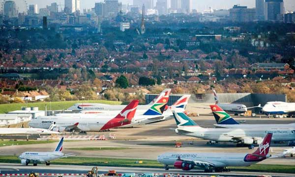 Noise less important than economic benefits when considering airports say Londoners