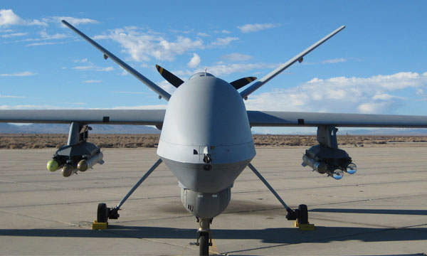 MBDA 's Brimstone Demonstrates its Precision Low Capability from Reaper