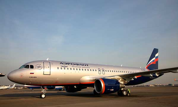 Aeroflot Expands Fleet with New A320