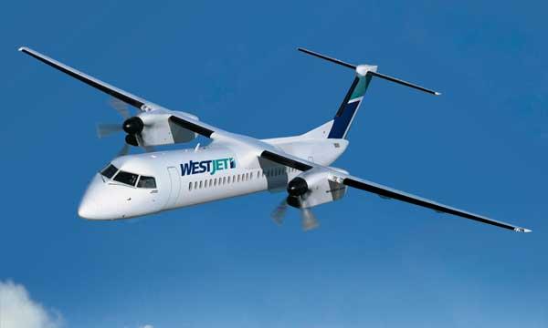 WestJet Encore Purchases Five New Bombardier Q400 NextGen Aircraft