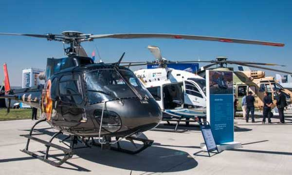 With six deals locked in, FIDAE confirms Airbus Helicopters' leading presence in Latin America