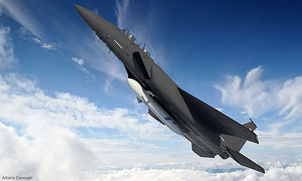 Boeing wins contract to design DARPA Airborne Satellite Launch Vehicle