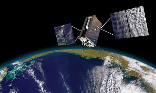 U.S. Air Force Awards Lockheed Martin Full Production Contracts For Next Two GPS III Satellites