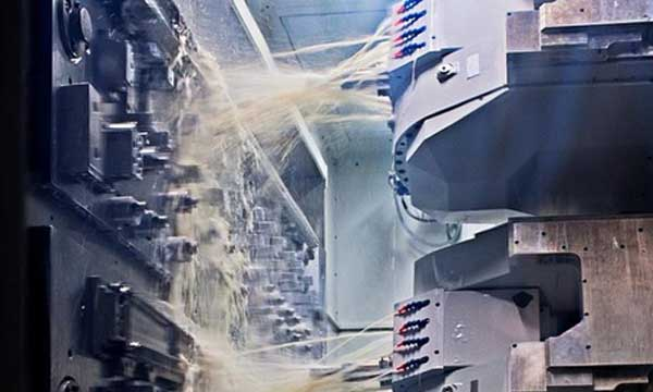 Latest F35 machining capability up and running at BAE Systems Australia