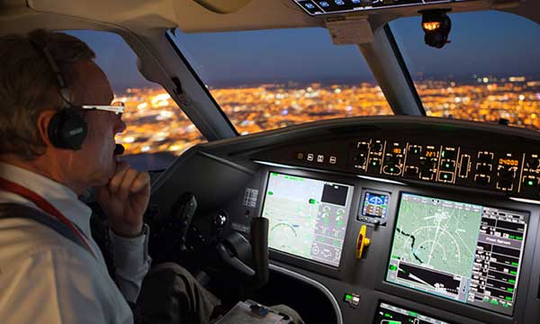 Dassault's Falcon 2000S & 2000LXS approved for London City Airport