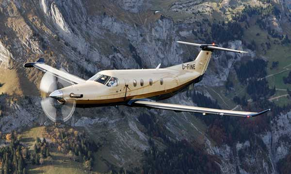 New PC-12 Sales & Service Center for Germany and Austria