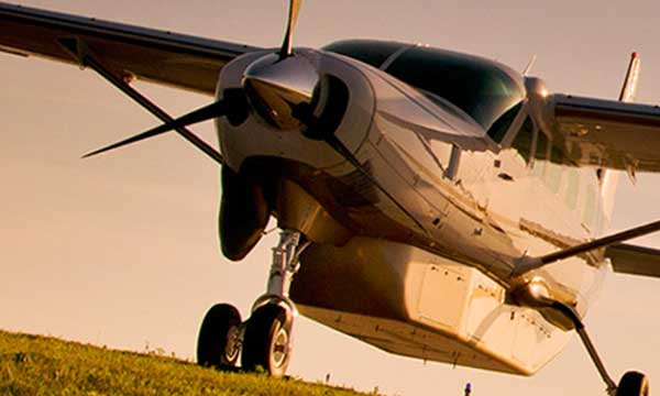 Cessna celebrates 100th Grand Caravan EX delivery