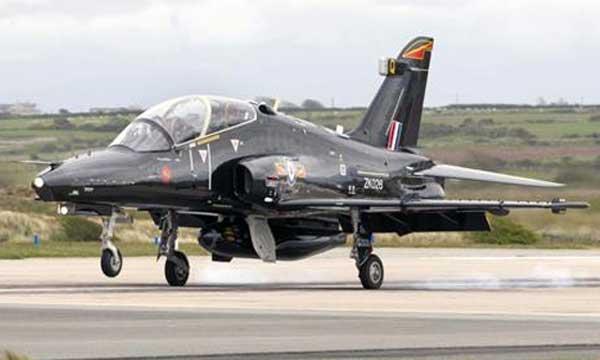 Hawk T2 Major Milestone at RAF Valley