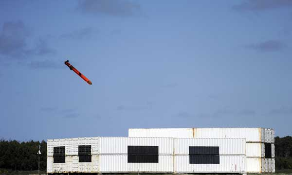 Latest success for MdCN MBDA's Naval Cruise Missile