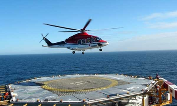 CHC AW139 Fleet Sets 100,000 Flight Hour Milestone