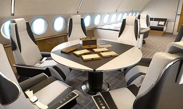 Airbus launches new version of ACJ319 corporate jet