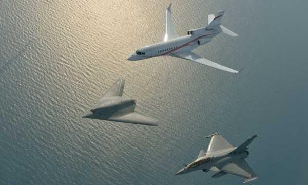 UCAV: A world first for Dassault Aviation