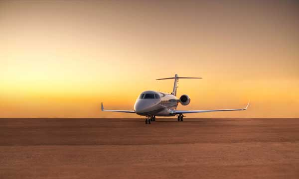 Gulfstream G280 arrives at ABACE with new city-pair records