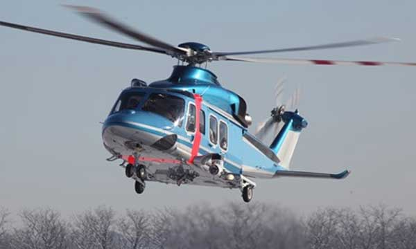 Japan National Police Agency Orders Another AW139 for Law Enforcement in Kagoshima Prefecture